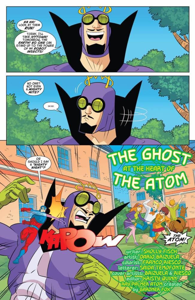 Scooby-Doo Team-Up 2017