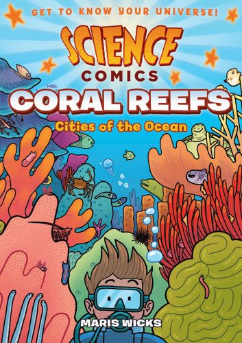 Science Comics Coral Reefs