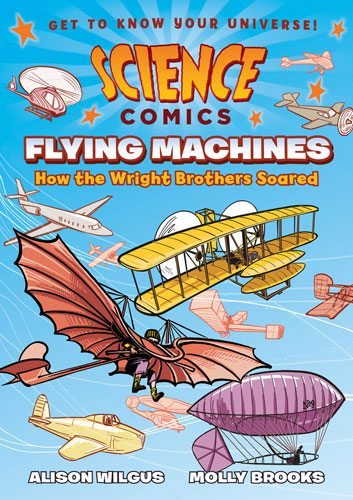 Science Comics Flying Machines