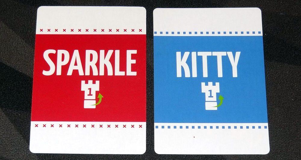 Sparkle*Kitty Sparkle Kitty cards
