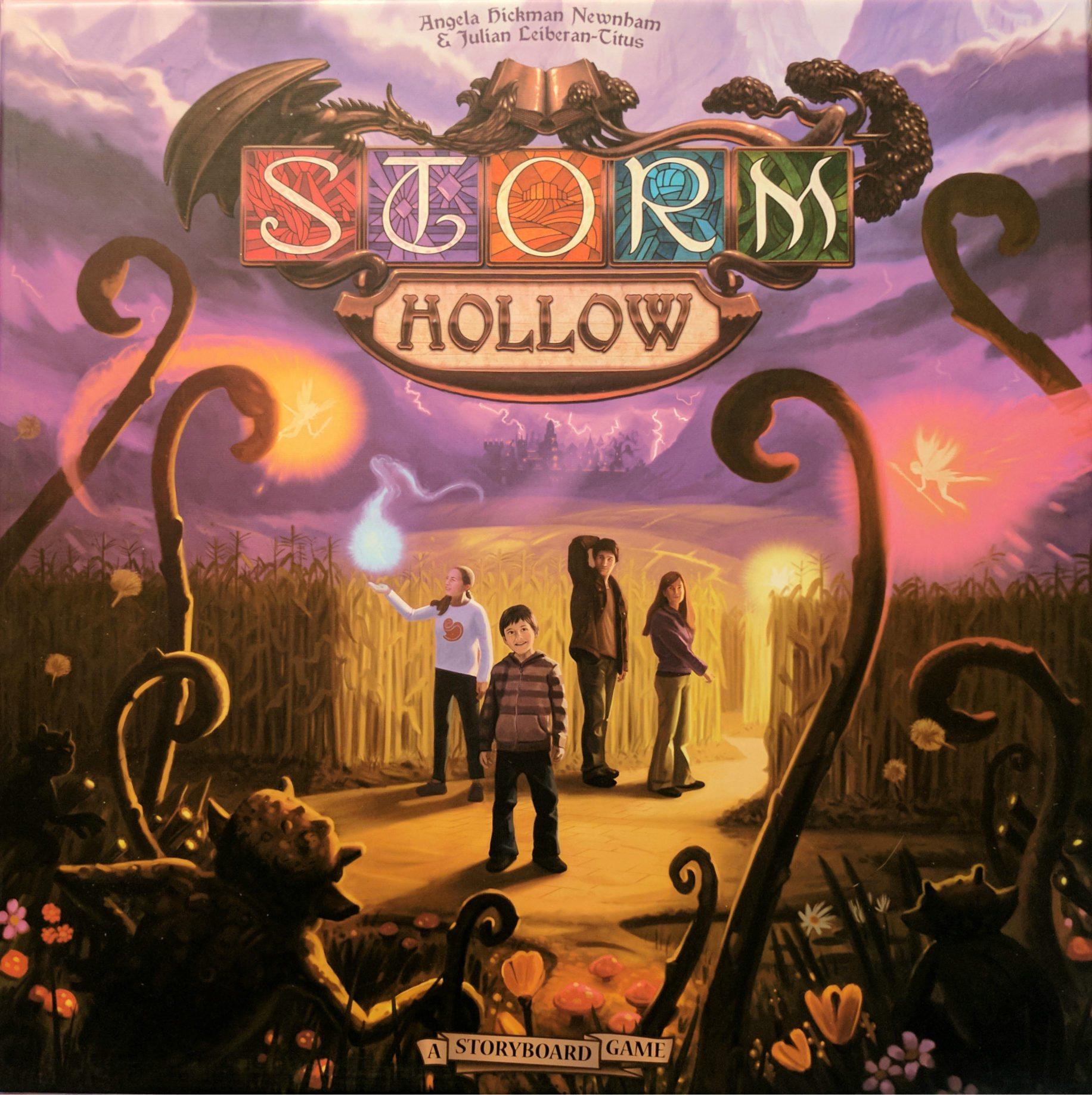 Storm Hollow Box Art