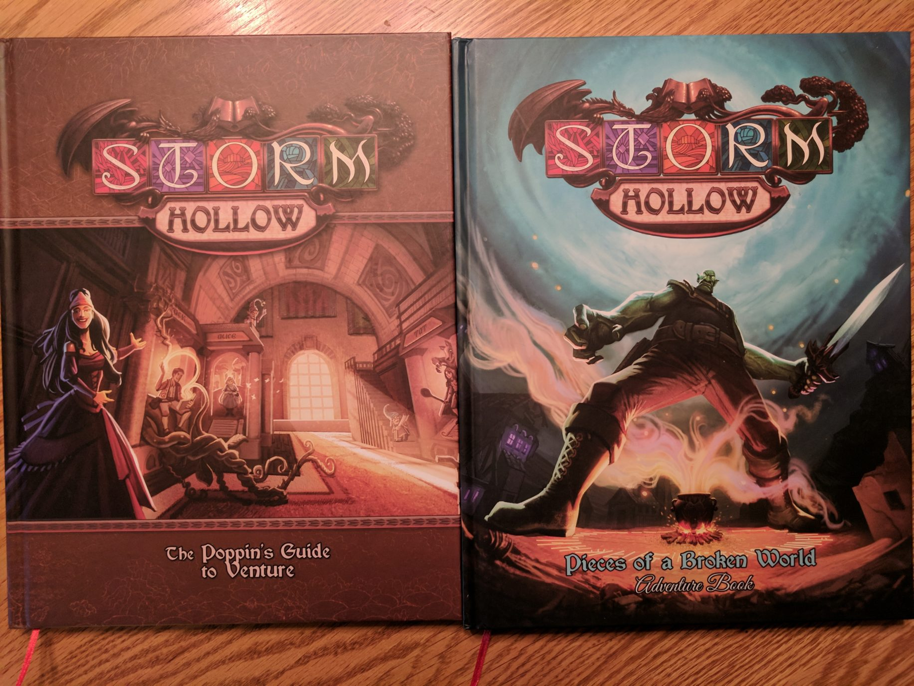 Storm Hollow Tales of a New Age Books