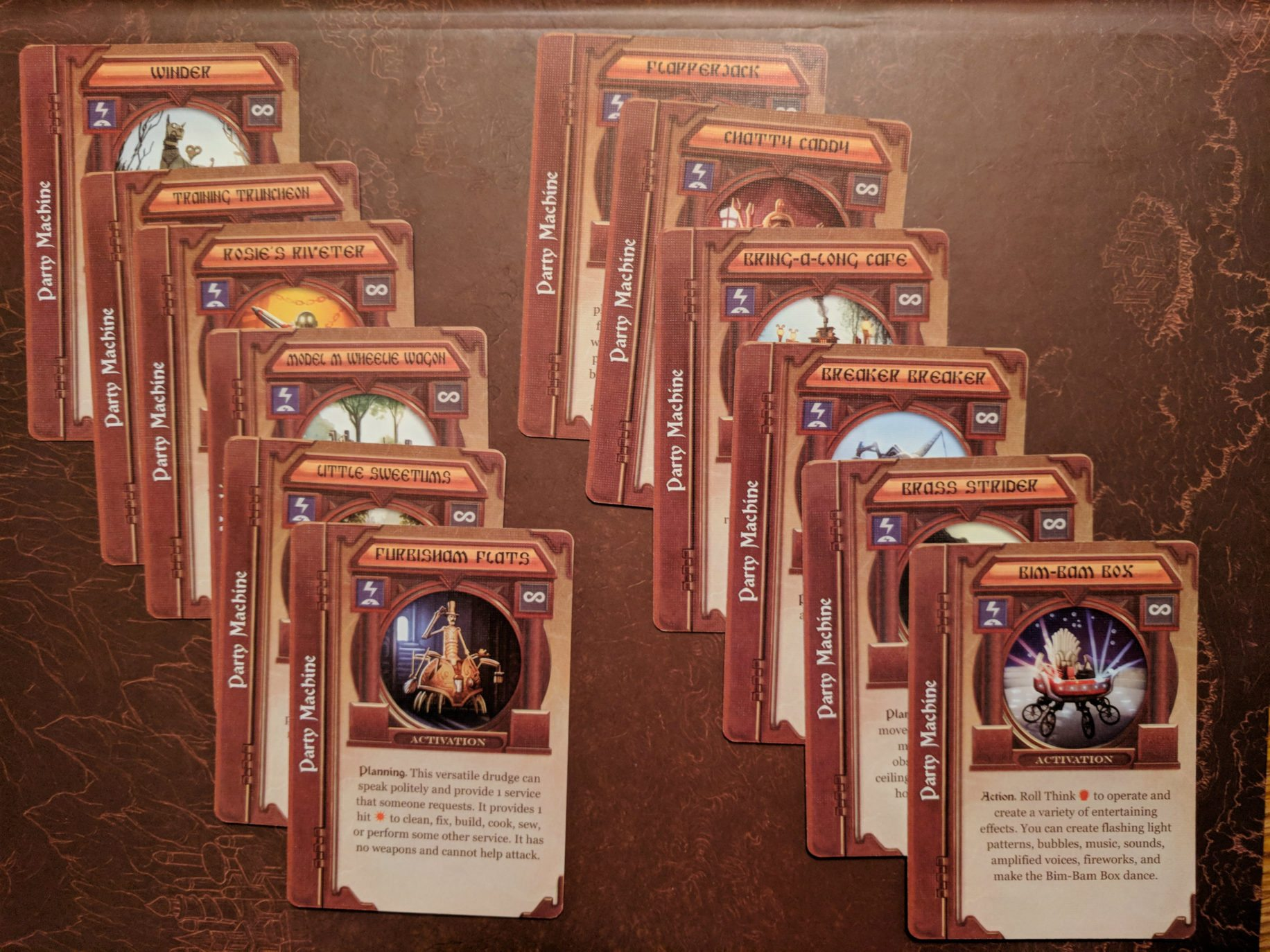Storm Hollow Tales of a New Age Artifact Cards
