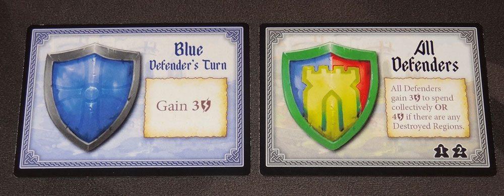 Tiny Epic Defenders defender card