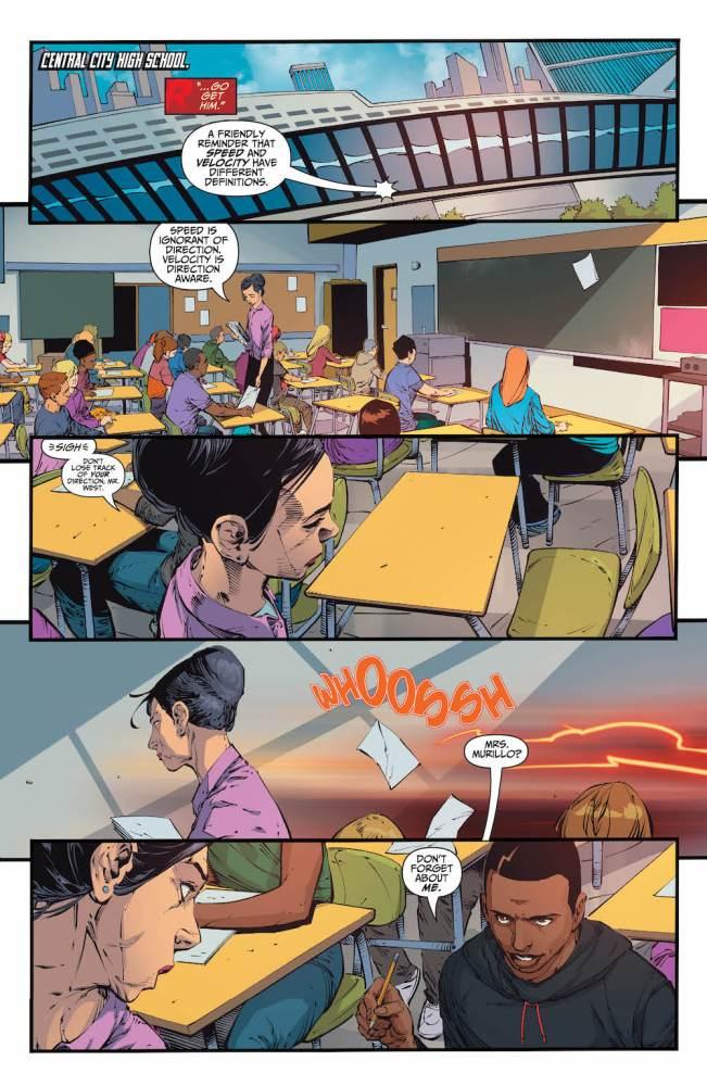 Teen Titans #13, 2017 Wally West