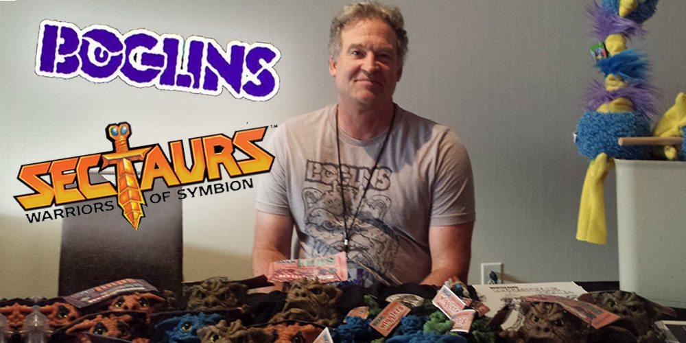 Boglins Creator Tim Clarke