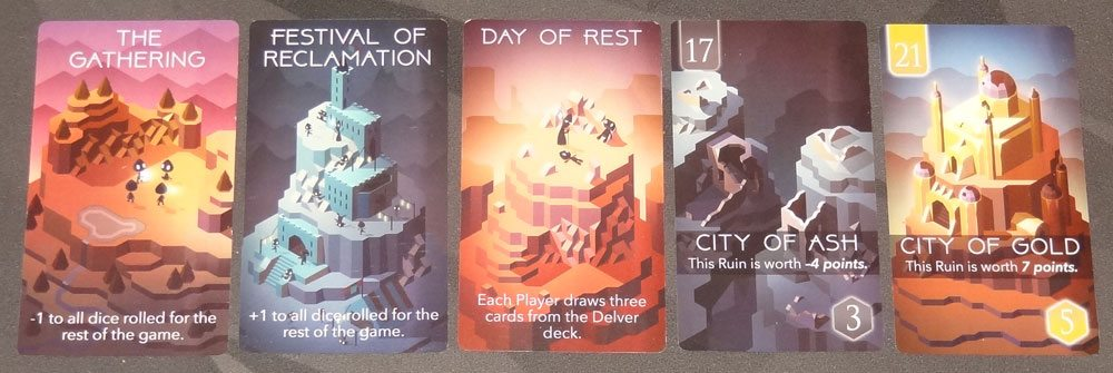 Unearth End of Age cards