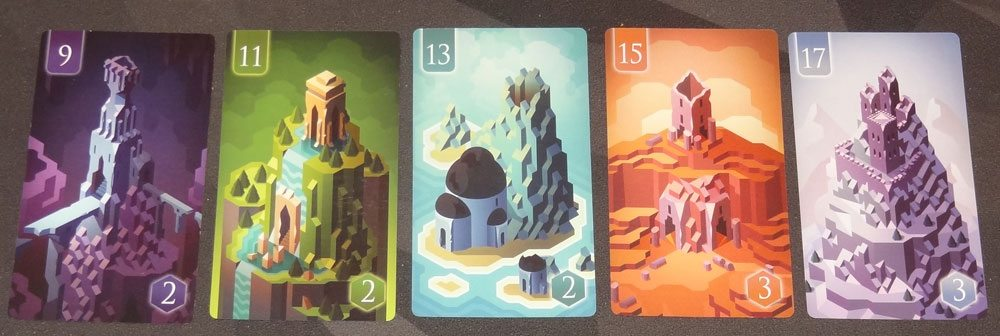 Unearth Ruins cards