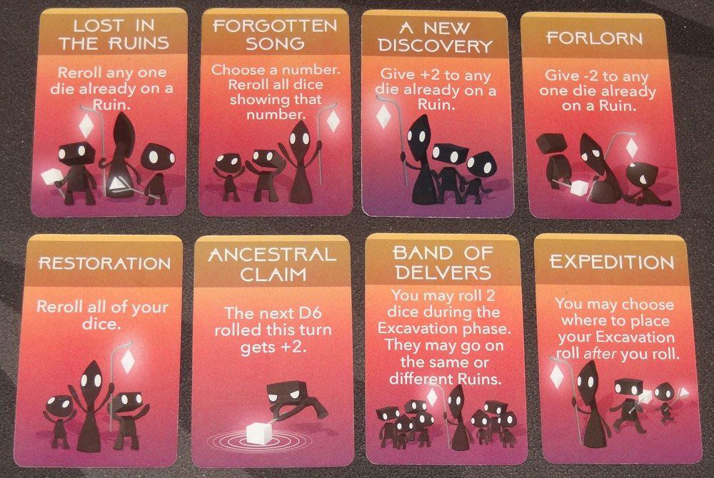Unearth Delver cards