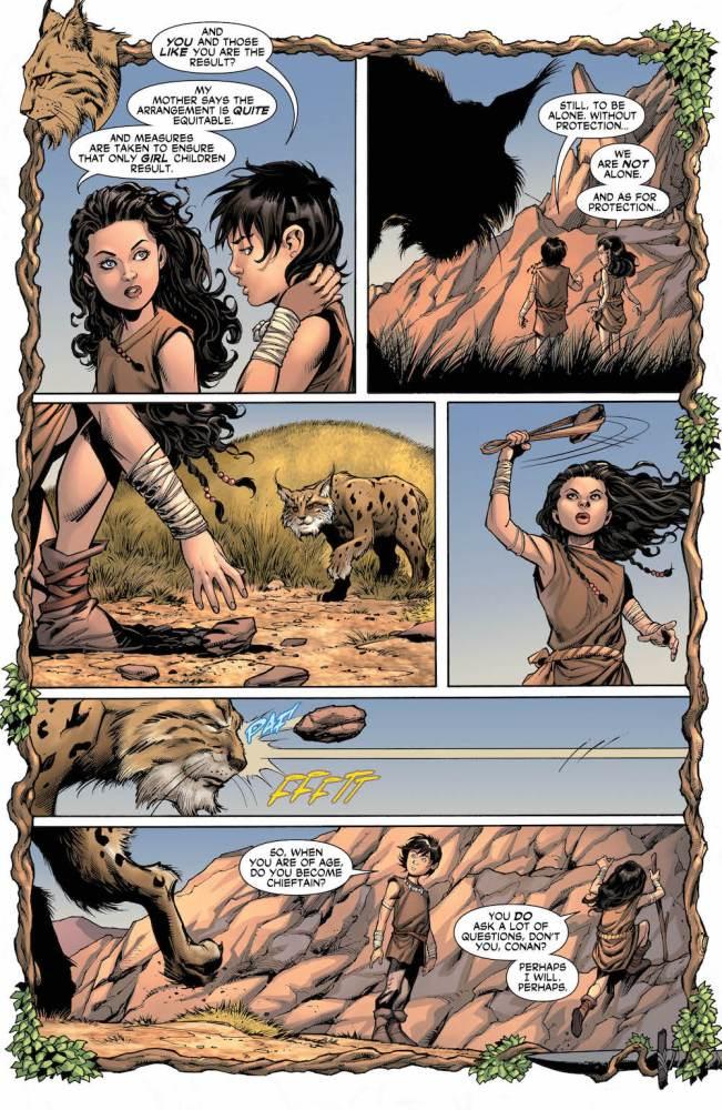 Wonder Woman/Conan #2