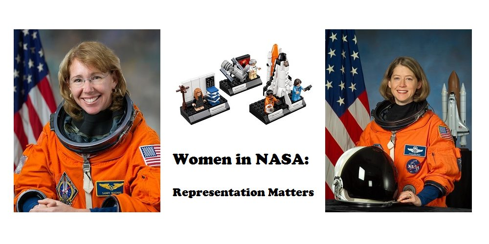 showing women in NASA