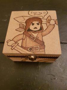 Box of Many Things dice box