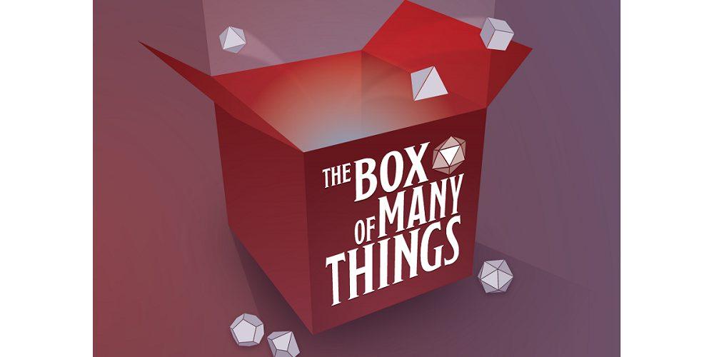 Box of Many Things