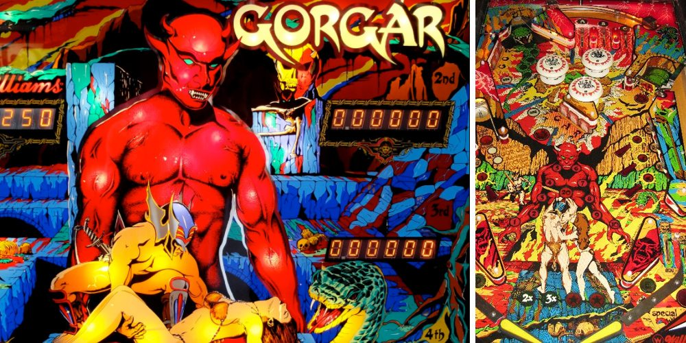 Gorgar Pinball