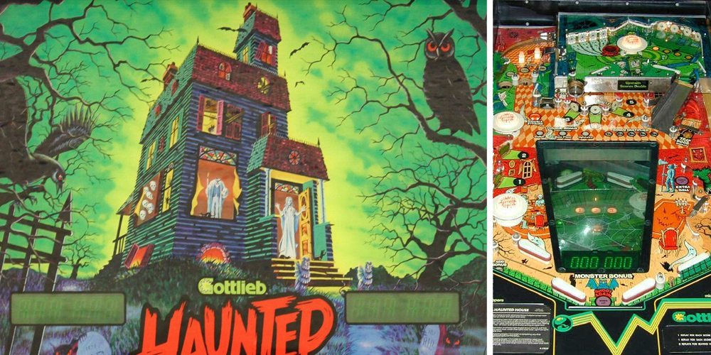 Haunted House Pinball