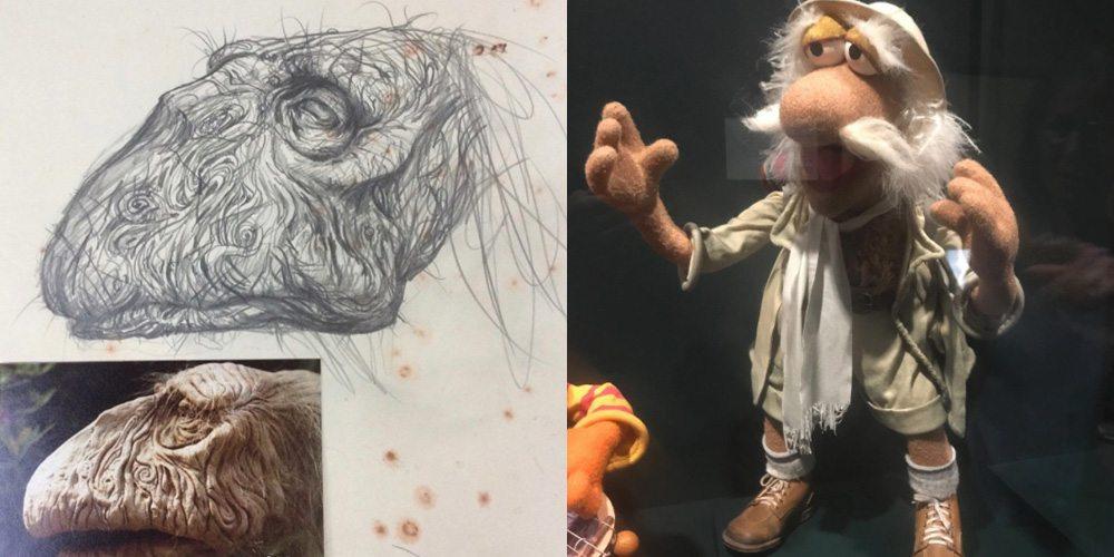 Traveling Matt and Mystics puppet creations of Tim Clarke