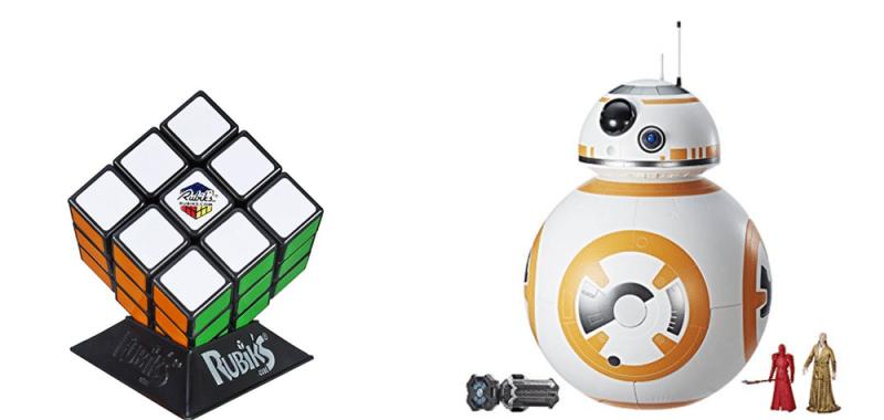 Geek Daily Deals 110117 rubiks cube BB8