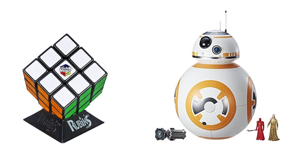 Geek Daily Deals 110117 rubiks cube BB8