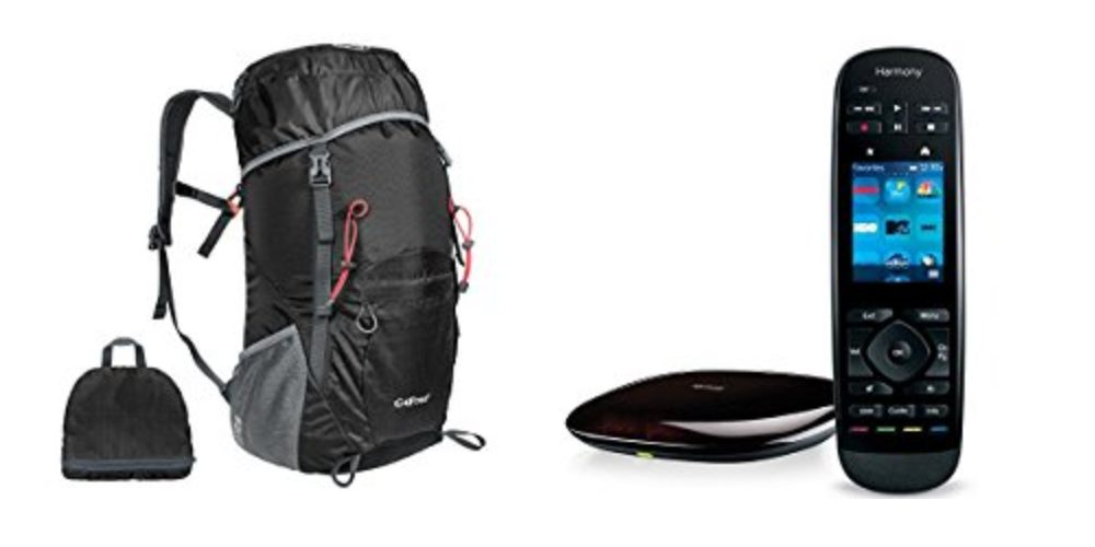 Geek Daily Deals 110317 backpack harmony remote