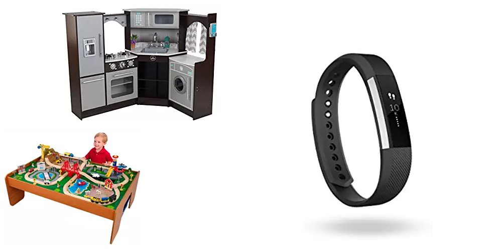 Geek Daily Deals 111717 play sets fitbit