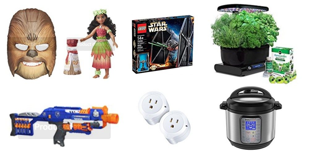 Geek Daily Deals Nov 27 2017 Cyber Monday Deals On Hasbro Toys Nerf Lego Smart Home Kitchen Tech Geekdad
