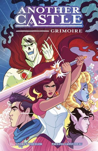Another Castle: Grimoire