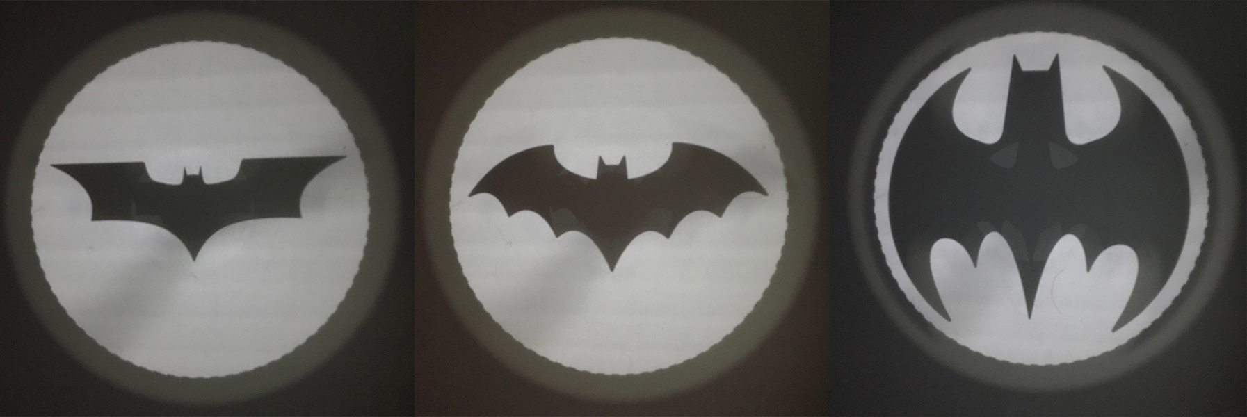 Bat Symbols \ Image: Dakster Sullivan