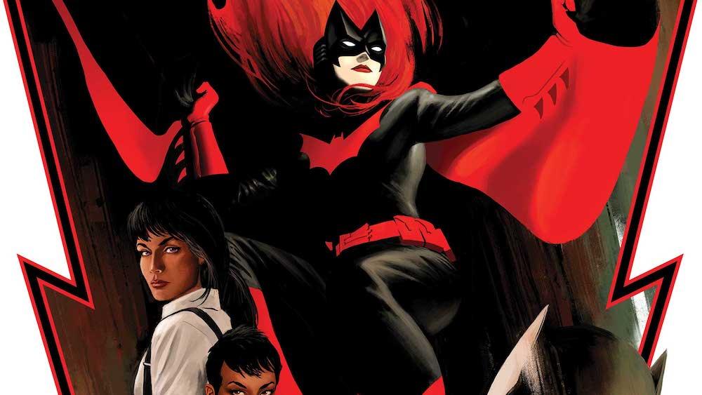 Batwoman #1 2017