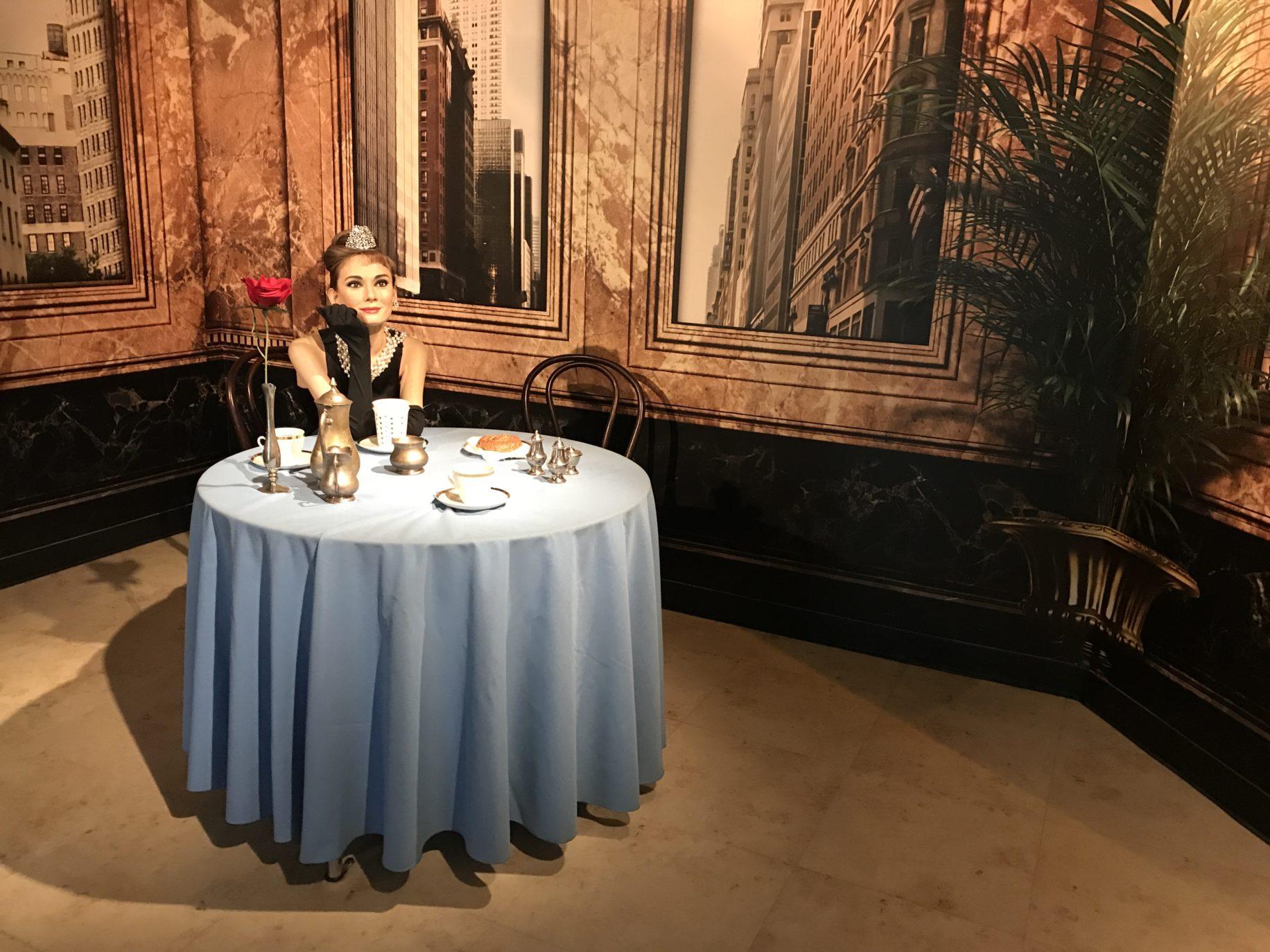 Breakfast at Tiffany's Anyone? \ Image: Dakster Sullivan