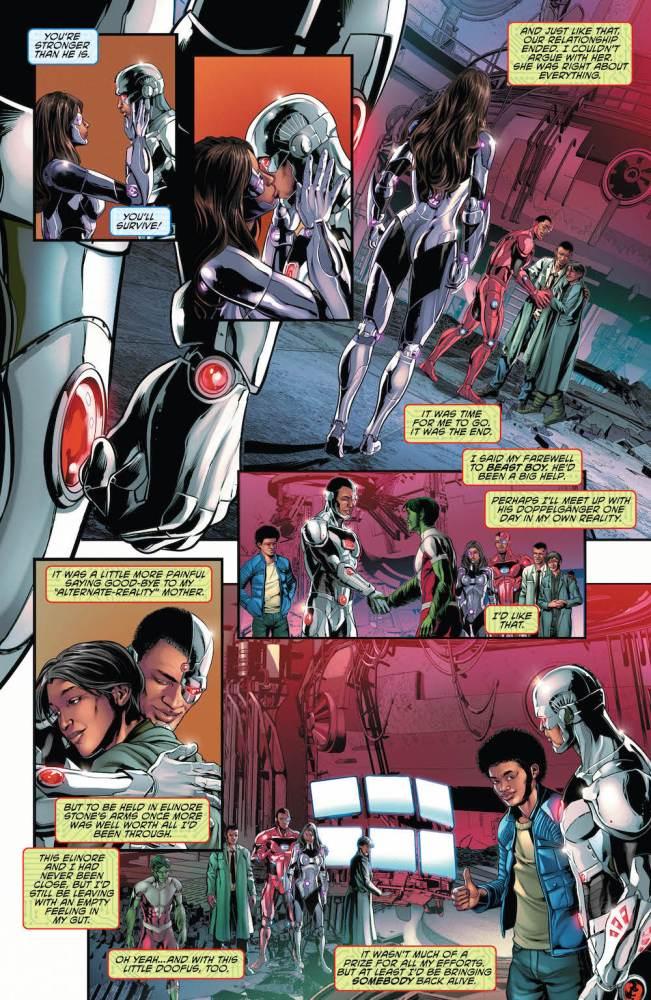 Cyborg #18, 2017, Semper