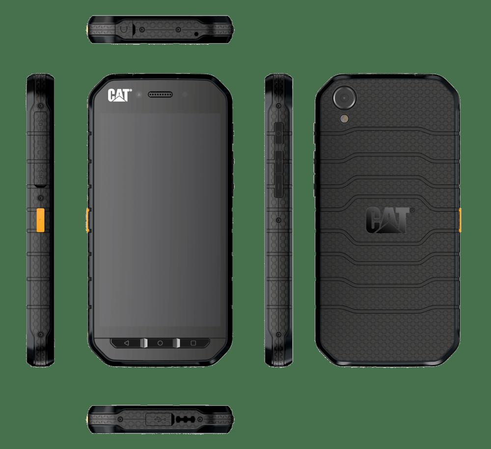 CAT S41 Phone ports