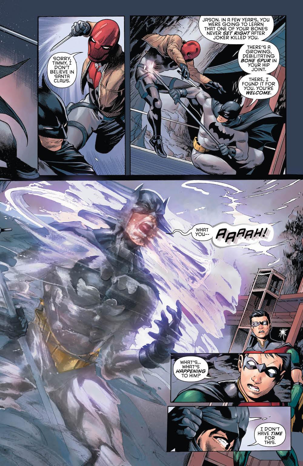 Tim Drake, Detective Comics 2017