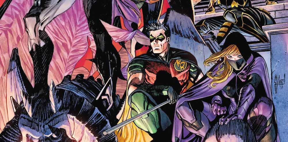 Detective Comics 969