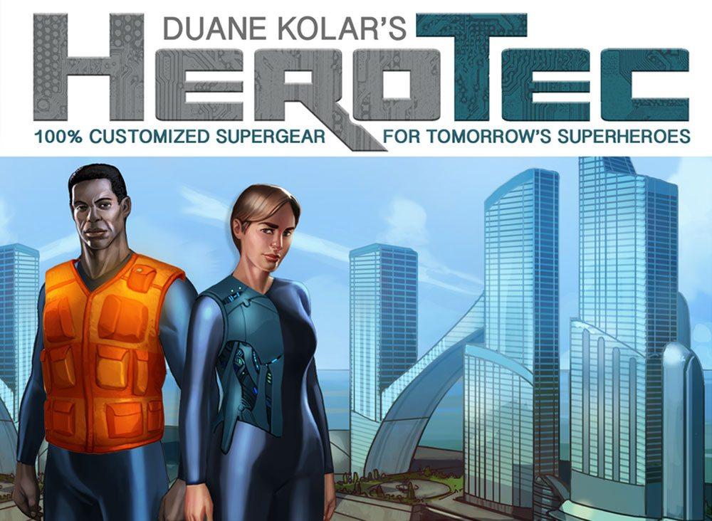 HeroTec Cover