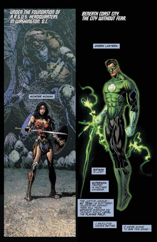 Justice League #32, 2017