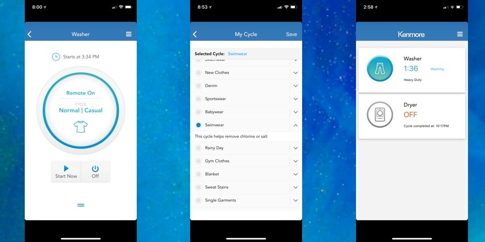 Kenmore-Elite-App