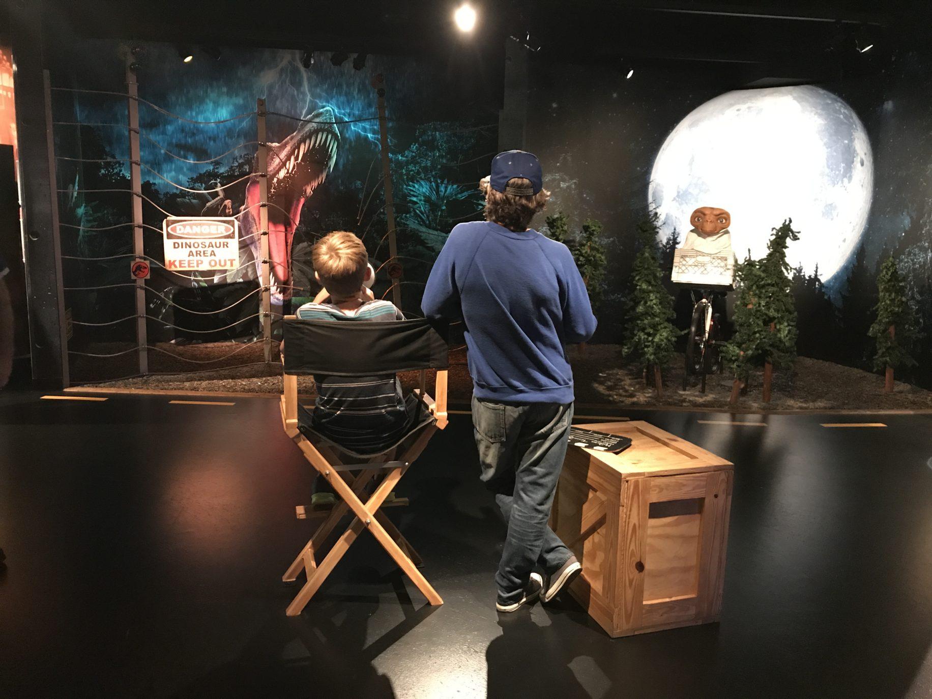 Sit in the directors chair. \ Image:a Dakster Sullivan