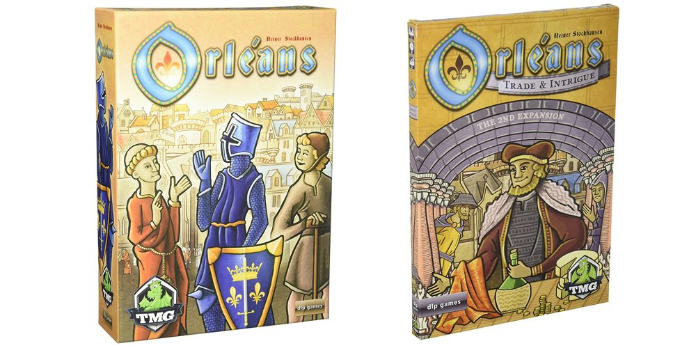 Orleans + Trade and Intrigue