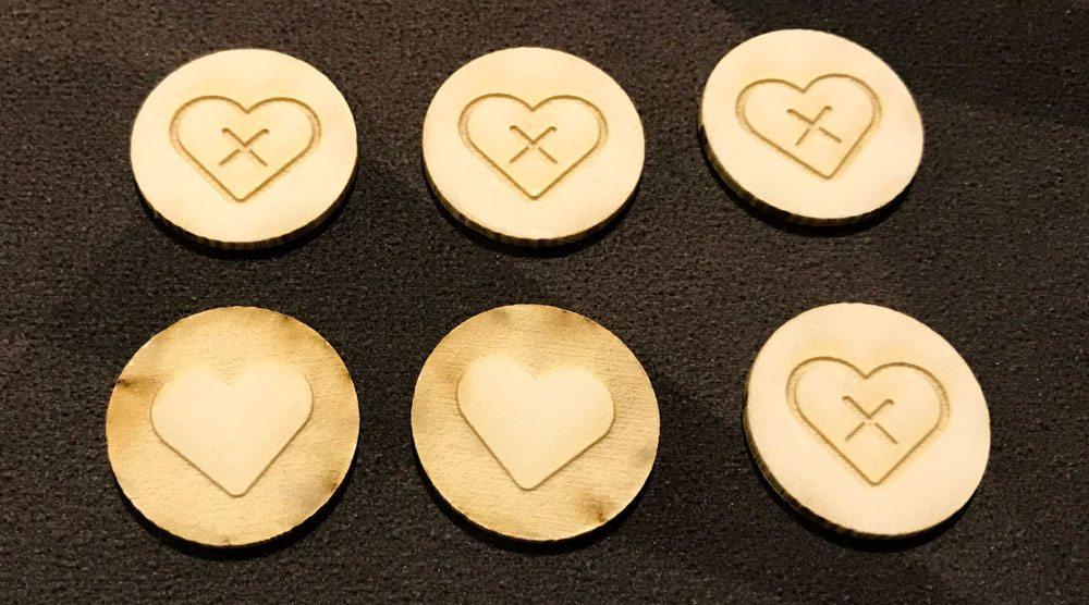 Ravine health tokens