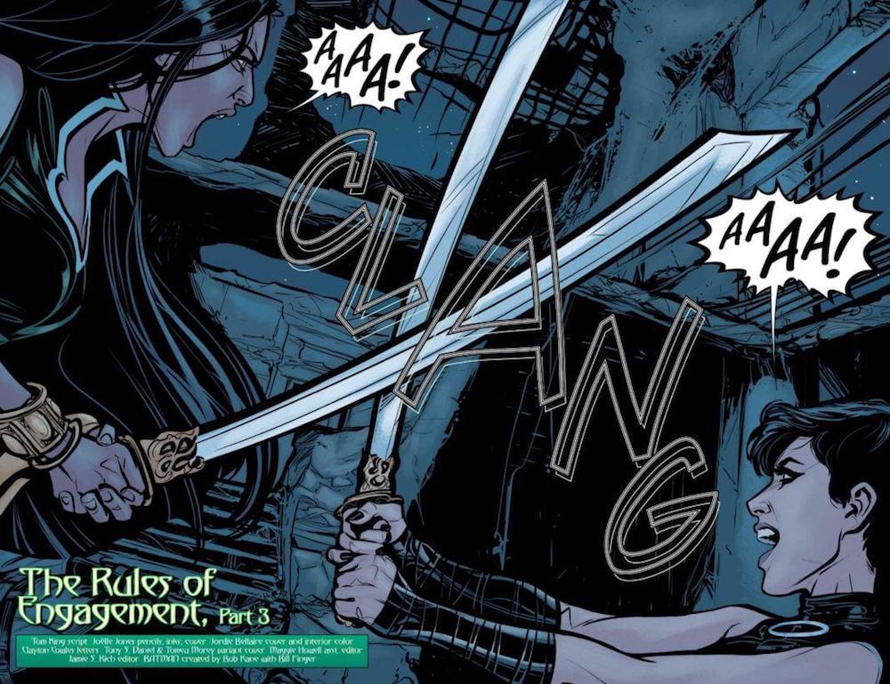 Batman #35 2017