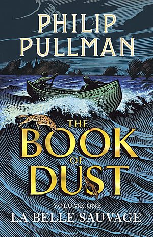 The Book of Dust, Image: Knopf Books for Young Readers