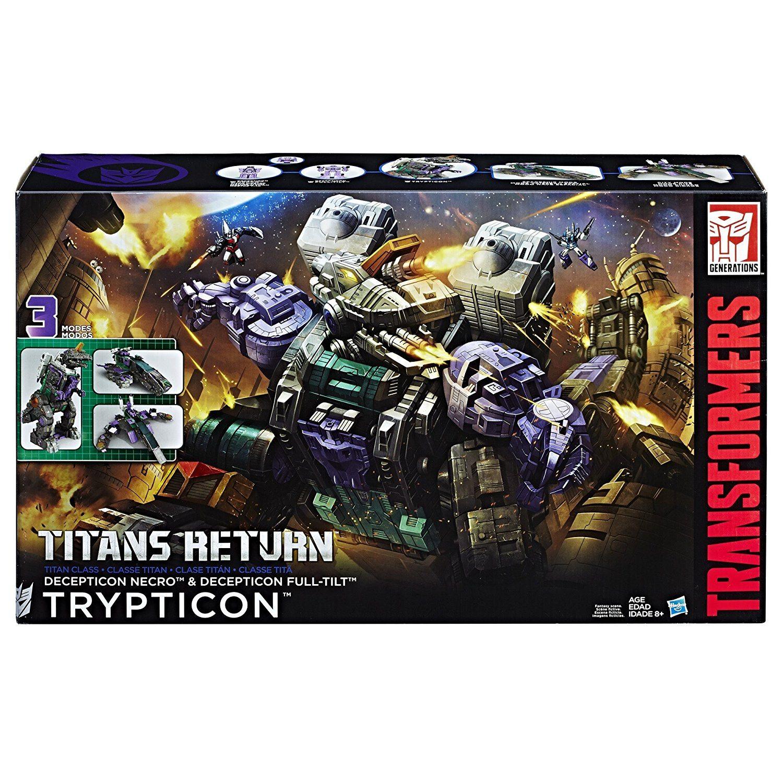 Trypticon! \ Image: Hasbro