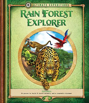 Ultimate Expeditions Rain Forest Explorer, Image: becker&mayer kids