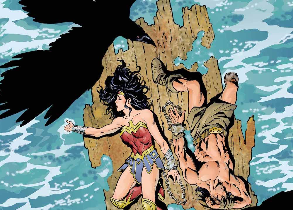 Wonder Woman/Conan #3