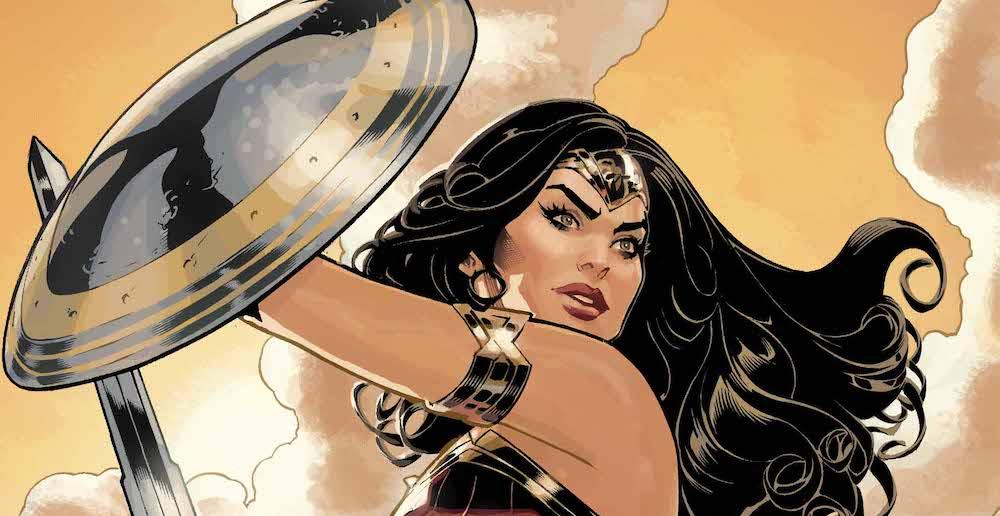 Wonder Woman #34, 2017