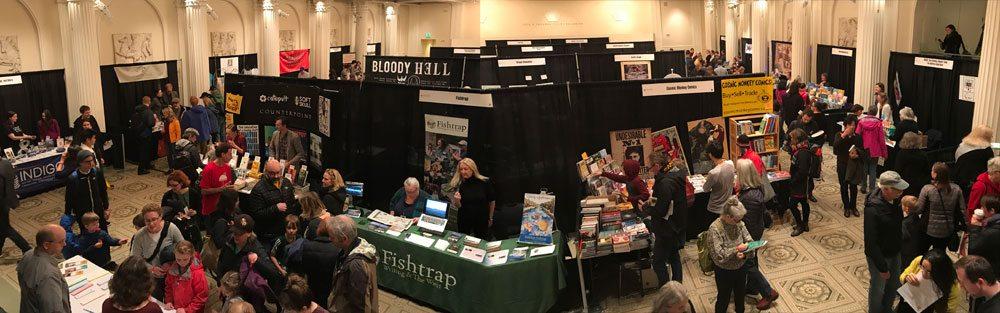 Wordstock Book Fair