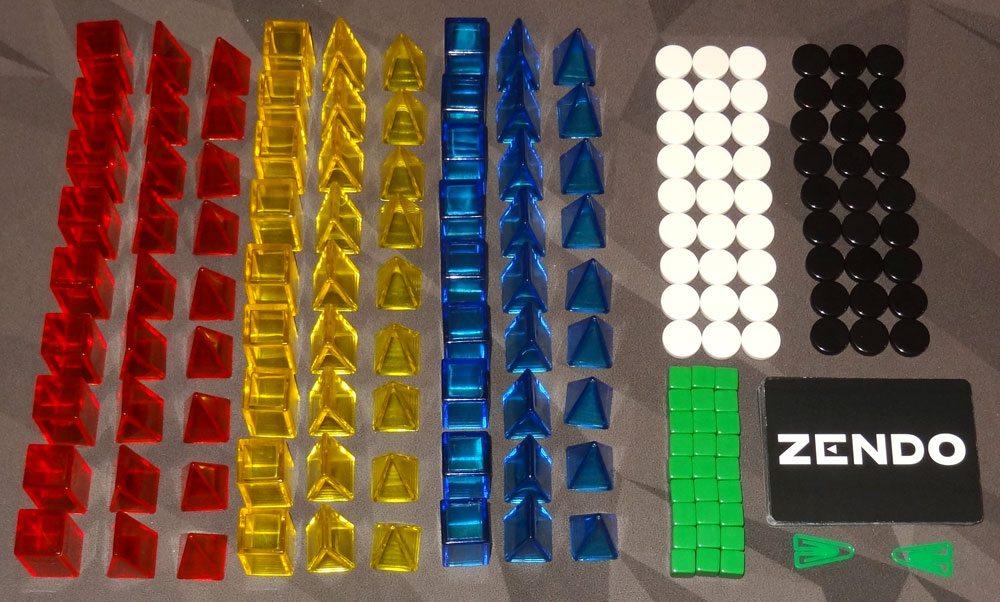 Zendo components