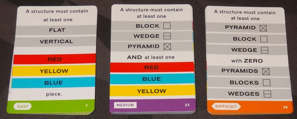 Zendo rules cards