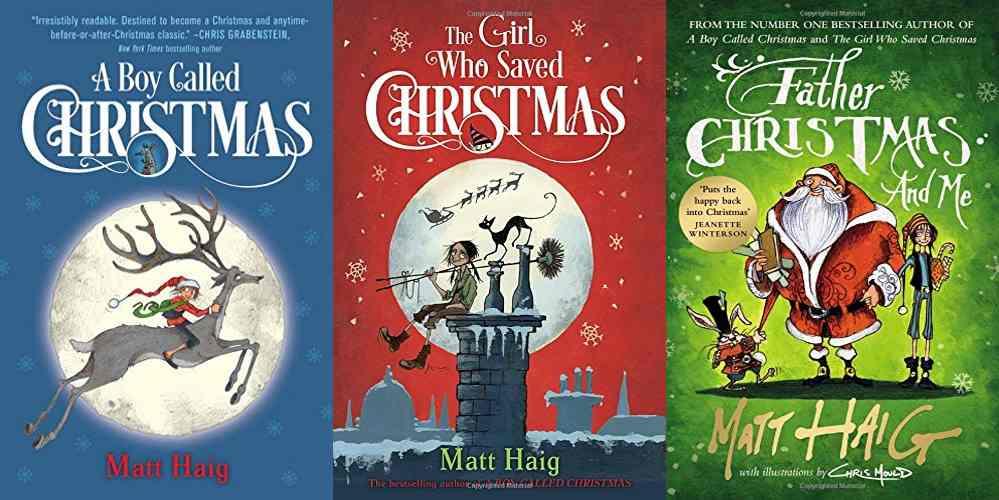 Matt Haig's Christmas Books