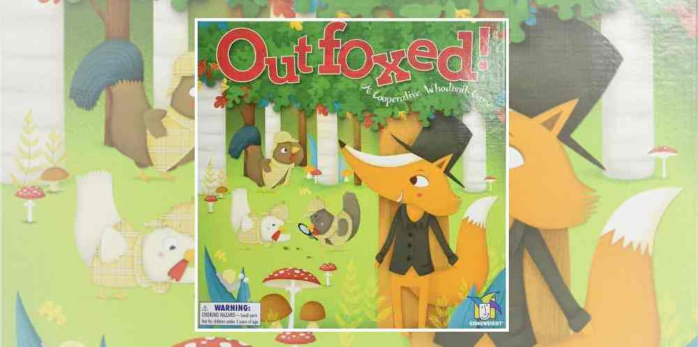 Outfoxed': Cooperative Board Game